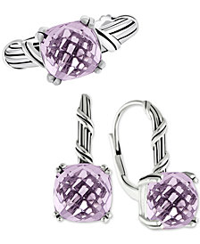 Peter Thomas Roth Lavender Amethyst Collection in Sterling Silver