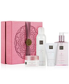 4-Pc. The Ritual Of Sakura Renewing Ritual Gift Set