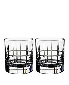 Orrefors Street Whiskey, Set of 2