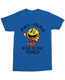 Thumbs Up Pac-Man Men's Graphic T-Shirt