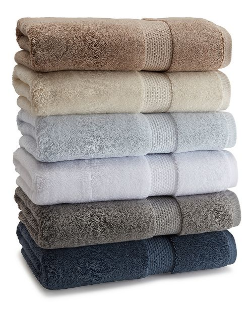 Kassatex Atelier 100% Aegean Cotton Bath Towels