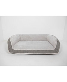 Arlee Deep Seated Lounger Sofa and Couch Style Pet Bed Collection
