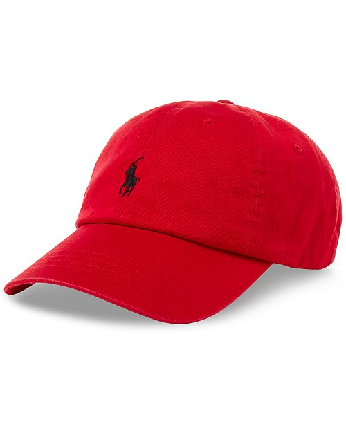 Polo Ralph Lauren. Men s Chino Cotton Baseball Cap. 1 reviews.  39.50. Free  ship at  48 Free ship at  48 Details Details. main image  main image ... 45db7ddc9122