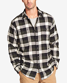 G.H. Bass & Co. Men's Face Bull Twill Over Shirt
