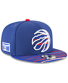 New Era Toronto Raptors City Flag 9FIFTY Snapback Cap