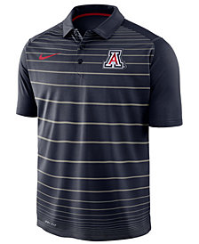 Nike Men's Arizona Wildcats Striped Polo