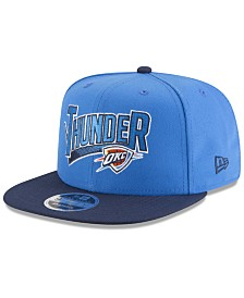 New Era Oklahoma City Thunder Retro Tail 9FIFTY Snapback Cap