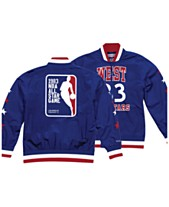 2e57b5632 Mitchell   Ness Men s NBA All Star History Warm Up Jacket