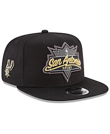 New Era San Antonio Spurs Retro Showtime 9FIFTY Snapback Cap