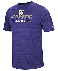 Colosseum Men's Washington Huskies The Line Up T-shirt