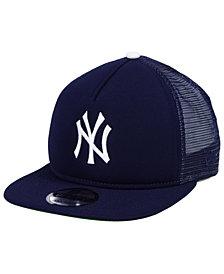 New Era New York Yankees Classic Trucker 9FIFTY Snapback Cap
