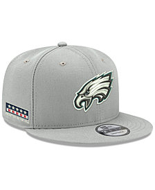 New Era Philadelphia Eagles Crafted in the USA 9FIFTY Snapback Cap
