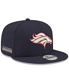 New Era Denver Broncos Crafted in the USA 9FIFTY Snapback Cap