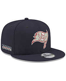 New Era Tampa Bay Buccaneers Crafted in the USA 9FIFTY Snapback Cap