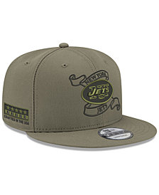New Era New York Jets Crafted in the USA 9FIFTY Snapback Cap