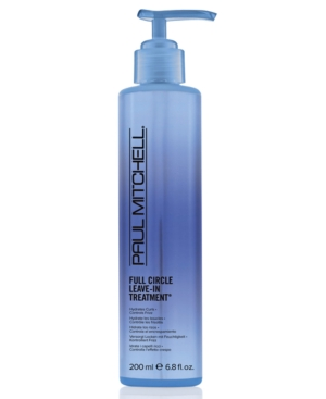 Image of Paul Mitchell Curls Full Circle Leave-In Treatment, 6.8-oz, from Purebeauty Salon & Spa
