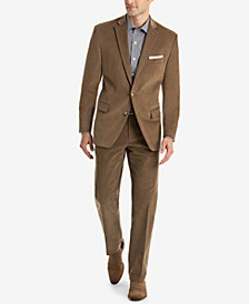 Men's Classic-Fit Ultraflex Corduroy Suit Separates