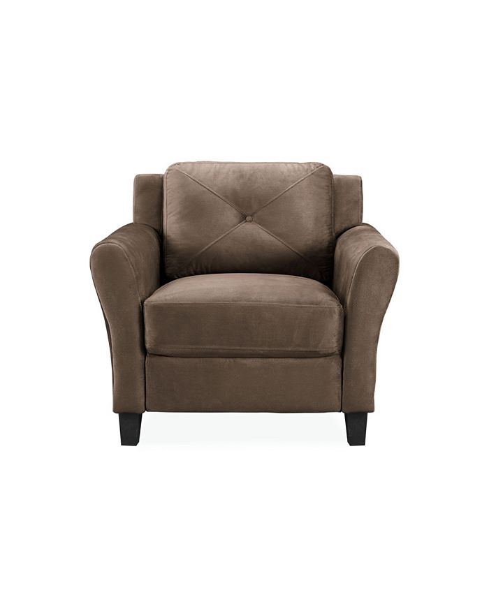 Lifestyle Solutions - Harvard Accent Chair, Quick Ship