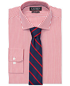 Lauren Ralph Lauren Men's Slim Fit Estate Dress Shirt