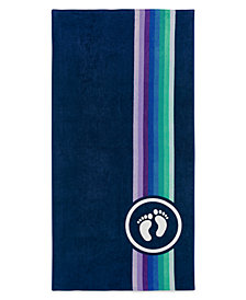 Hang Ten Laguna Beach Beach Towel