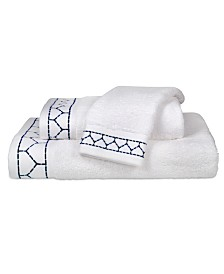 John Robshaw Linah Bath Towel Collection