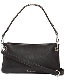 Calvin Klein Raya Demi Shoulder Bag