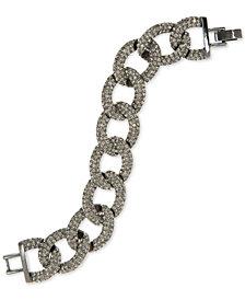 Lauren Ralph Lauren Pavé Link Bracelet