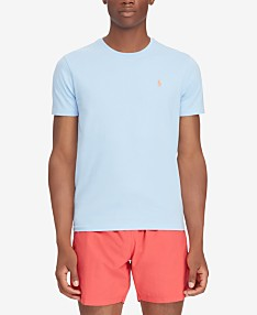 e0b7662e6 Polo Ralph Lauren Men's Crew Neck T-Shirt