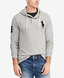 Polo Ralph Lauren Men's Mesh Cotton Hoodie