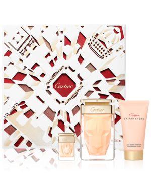 CARTIER 3-Pc. La Panthere Eau De Parfum Gift Set