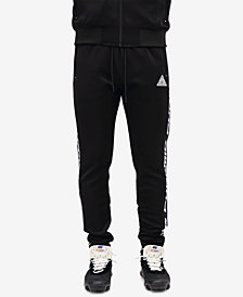 Black Pyramid Men's Logo Taping Track Pants