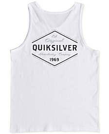 Quiksilver Men's Nowhere North Graphic Tank