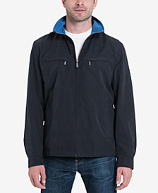 London Fog Men's Big & Tall Micro Hipster Jacket