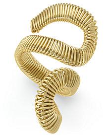 Thalia Sodi Gold-Tone Wire Wrap Statement Ring, Created for Macy's