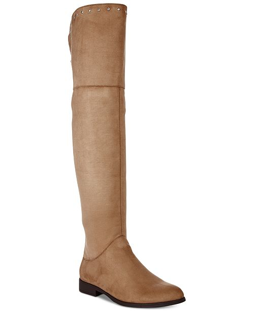 b0a8298684b XOXO Travis Over-The-Knee Boots & Reviews - Boots - Shoes - Macy's