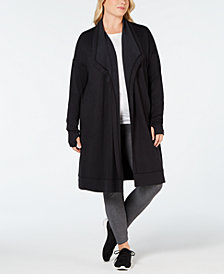 Ideology Plus Size Duster Wrap, Created for Macy's