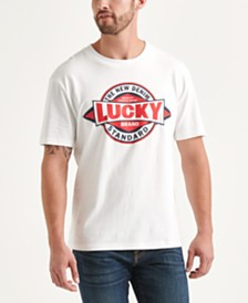 Totally Lucky Unisex Workwear Shape Tee