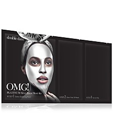 Double Dare OMG! Platinum Silver Facial Mask