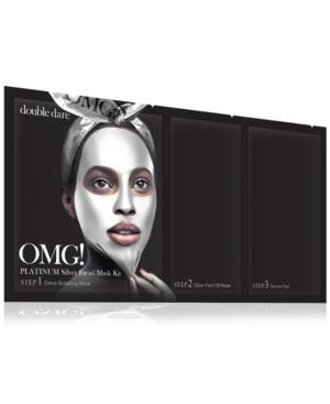 Omg! Platinum Silver Facial Mask