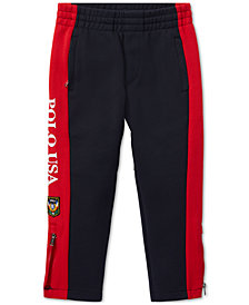 Polo Ralph Lauren Toddler Boys Double-Knit Tech Pants