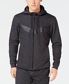 ID Ideology Men's Chevron Zip Hoodie, Created for Macy's