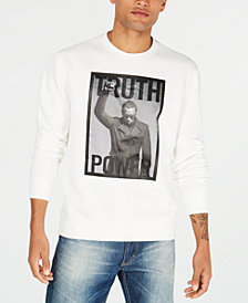 Sean John Men's Legacy Puff Daddy Graphic Fleece Sweatshirt