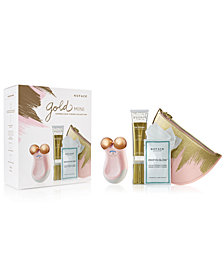 NuFACE 4-Pc. Gold Mini Express Skin Toning Set