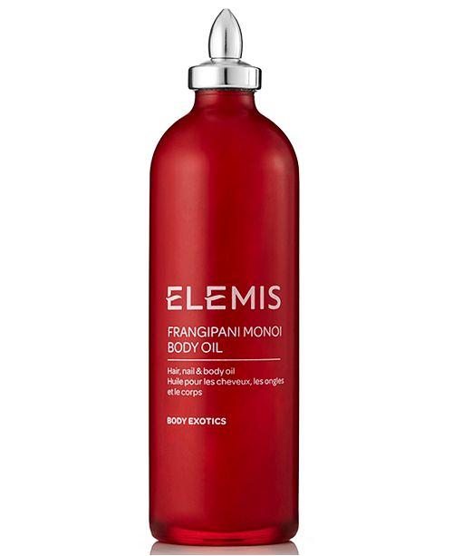 Elemis Frangipani Monoi Body Oil, 3.4 oz.