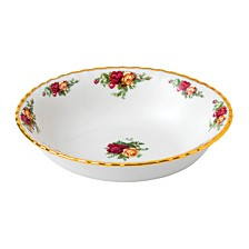Old Country Roses Oval Bowl
