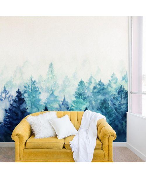 Deny Designs Viviana Gonzalez Fade Away I 8'x8' Wall Mural