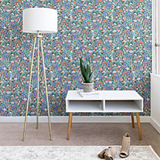Deny Designs Jacqueline Maldonado Nonchalant Coral Wallpaper
