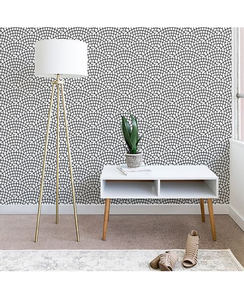 Deny Designs Holli Zollinger Mosaic Light 2'x4' Wallpaper
