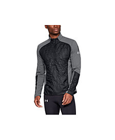 Under Armour Mens Coldgear Reactor Terrain 1/2 Zip