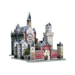 Wrebbit Neuschwanstein Castle 3D Puzzle- 890 Pieces